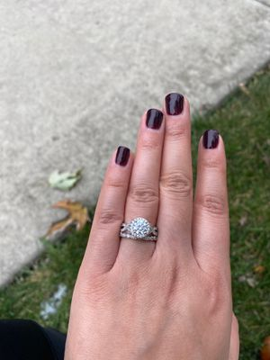 Engagement ring size 5 for Sale in Hammond, IN