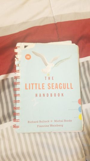 The Little Seagull Handbook 3rd edition for Sale in Yelm, WA