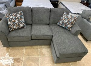 Brand New Slate Sofa Chaise by Ashley for Sale in Houston, TX