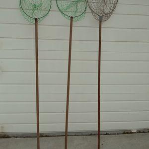 5 FOOT FISHING NETS for Sale in FL, US