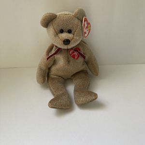 """1999 Signature Bear"" Beanie Baby for Sale in La Plata, MD"