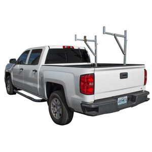 250 lb. Capacity Side Mount Aluminum Utility Truck Rack for Ladders and Equipment for Sale in Houston, TX