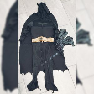 Youth Batman Dark Knight Halloween Costume (Sz: 4-6X) for Sale in Haslet, TX