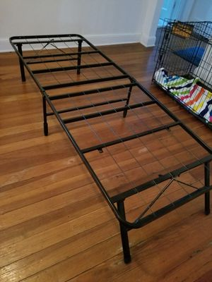 Full size metal bed frame for Sale in West Palm Beach, FL