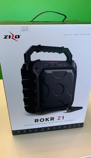 Rokr Z1 for Sale in Menomonie, WI