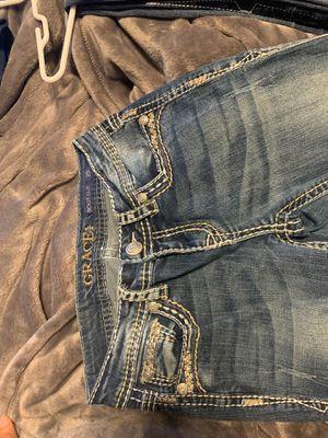 Grace in LA boot cut jeans for Sale in Heath, TX