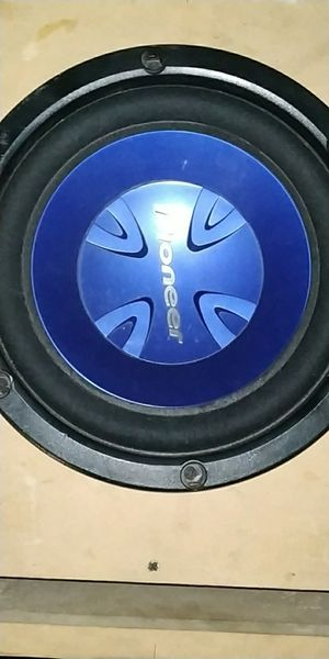 Pioneer subwoofer for Sale in Cicero, IL