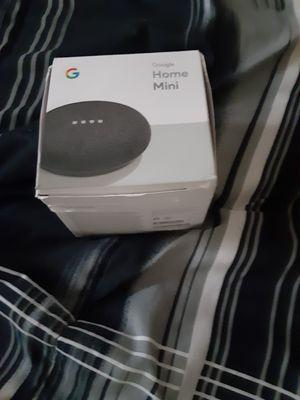 Google mini home speaker for Sale in Washington, DC