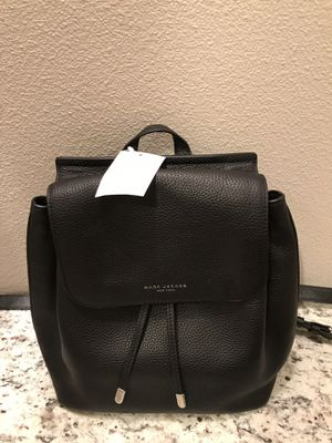 Marc Jacobs leather backpack for Sale in Portland, OR