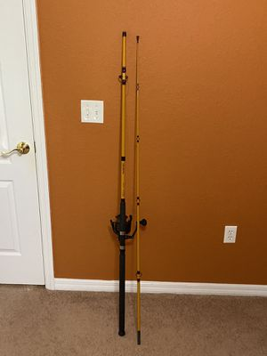 Sea fishing rod and reel for Sale in Poinciana, FL