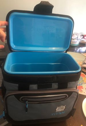 Titan arctic zone cooler with strap for Sale in Huntington Beach, CA