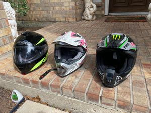 Motorcycle Helmets for Sale in Houston, TX