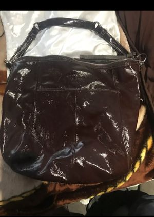 Authentic Coach purse w/ garment bag for Sale in Los Angeles, CA