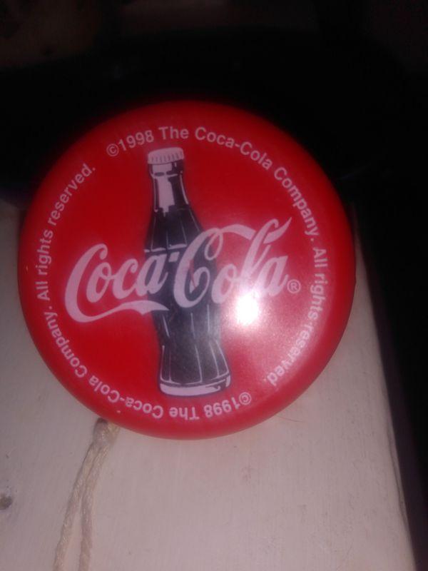 Coca-Cola professional yoyo