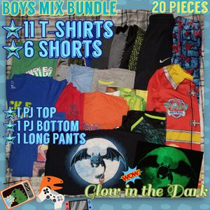 Boy's Mix Bundle Size 8-10, Medium for Sale in Doubs, MD