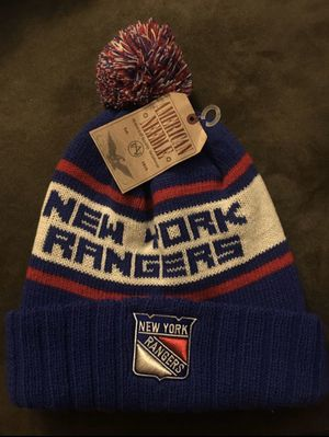 New York Rangers beanie / Ice hockey for Sale in Los Angeles, CA