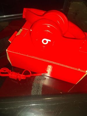 Beats byDre Red for Sale in Detroit, MI