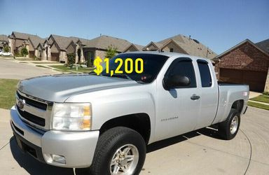 🔥$1200🔥I Selling 2011 Chevrolet Silverado,Very Clean!Clean Tittle for Sale in San Francisco,  CA