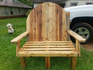 Home made bench and picnic table for Sale in Troup, TX