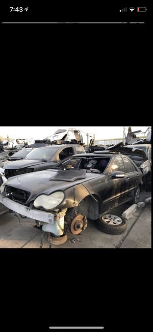 2004 Mercedes Benz c240 for part for Sale in San Diego, CA