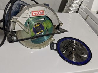 Ryobi circular saw With New Blade for Sale in Alexandria,  VA