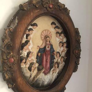 Antique Religious Ceramic Artwork for Sale in Los Angeles, CA