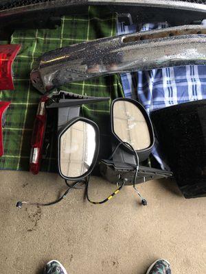 07-13 Chevy Silverado Side Mirrors for Sale in Tacoma, WA