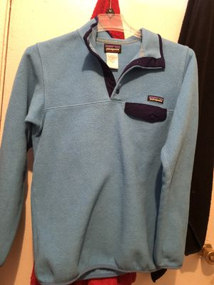Patagonia medium womens synchilla for Sale in King City, CA