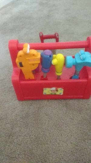 Dora the explorer tool set for Sale in Las Vegas, NV