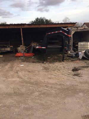 Gooseneck trailer for Sale in Houston, TX