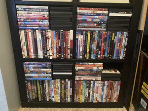 About 100 dvds bundle, make offer for Sale in Monitor, WA