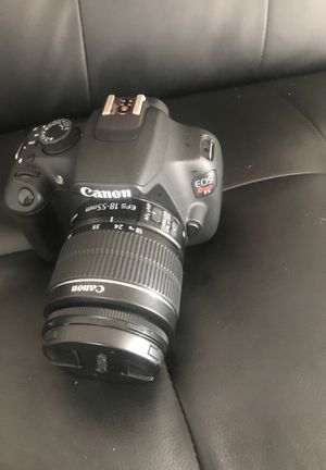 Canon Rebel T5 for Sale in New Haven, CT