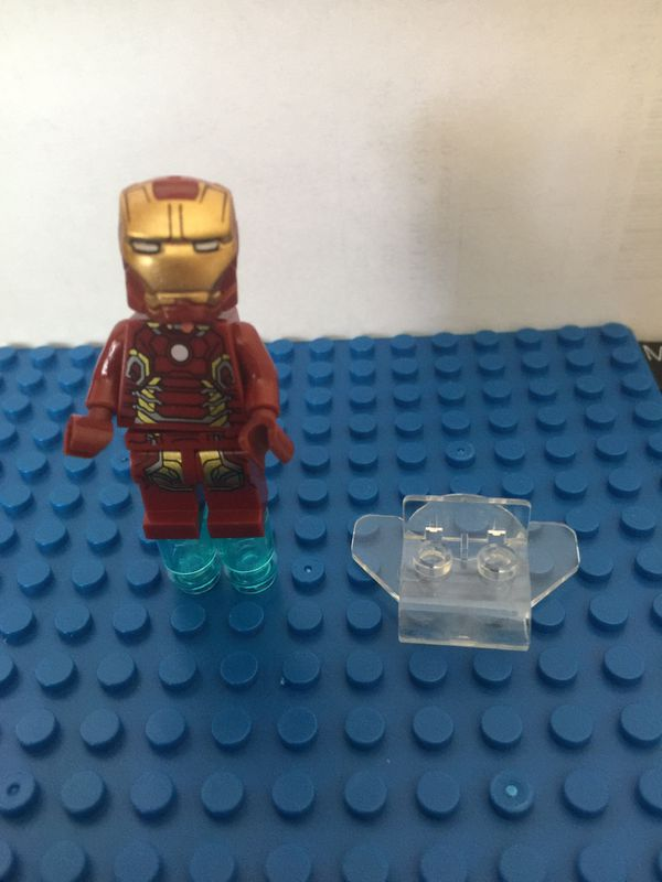 Avengers Mini figures Lego Compatible 6pc Minifigures