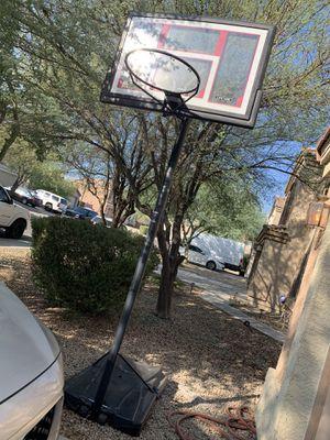 basketball hoop for Sale in Queen Creek, AZ