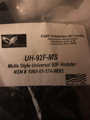 Universal holster for Sale in Oshkosh, WI