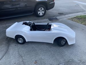 Go Cart Corvette Stingray for Sale in Pompano Beach, FL