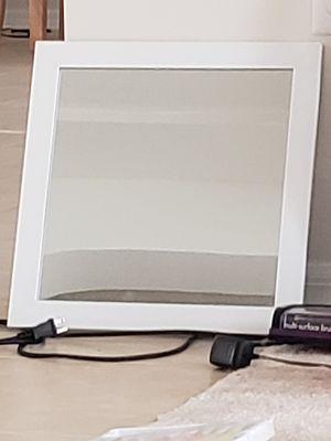 White wall mirror for Sale in Winter Garden, FL