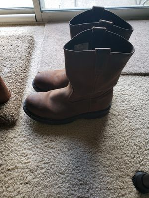 Wolverine work boots size 12 for Sale in Streamwood, IL