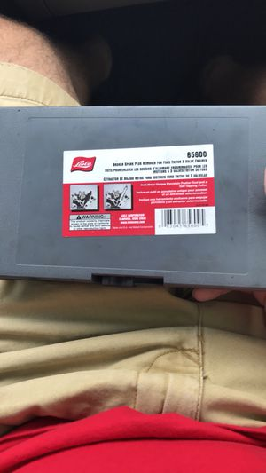 Ford f150 spark plug tool for Sale in Tampa, FL