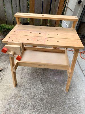 Melissa & Doug work bench for Sale in Shoreline, WA