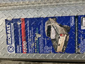 Kobalt tool box for Sale in Christiana, TN