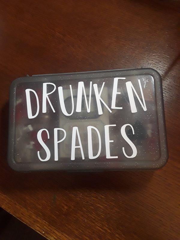 Drunken spades