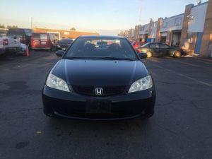 Honda civic coupe 2004_ pasado la revision de Maryland, solo 105.000 miles solo a 3.300 for Sale in Rockville, MD