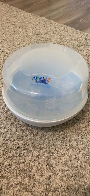 Avent bottle sterilizer for Sale in Tigard, OR