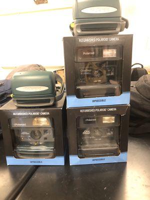 Polaroid cameras new for Sale in Ruskin, FL