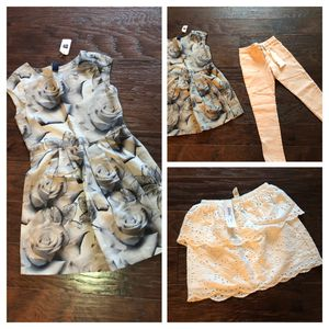 New with Tags girls clothing size 8, GAP, PEEK and Maddy brand (Nordstrom) for Sale in Bothell, WA
