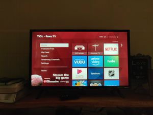 """TCL 32"""" tv for Sale in Grovetown, GA"""