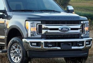 2017-2019 ford 250 grill for Sale in Riverside, CA