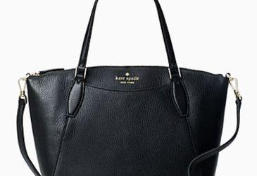 Authentic Kate Spade Classic Black for Sale in Lovettsville,  VA