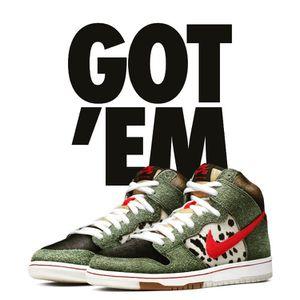 "Nike SB Dunk High ""Walk The Dog"" Released: 4/20 for Sale in Washington, DC"